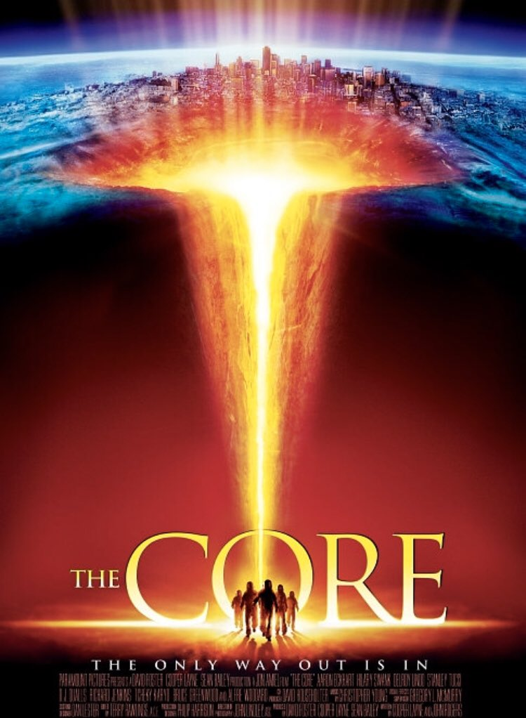 Movie review: The Core (2003) Our rating: 6/10 IMDb: https://www.imdb.com/title/tt0298814  Prime: https://www.amazon.com/gp/video/detail/amzn1.dv.gti.a6a9f792-5051-afdd-6f0c-d43f5bdf3c1c?autoplay=1&ref_=atv_cf_strg_wb … Flawed Sci-Fi movie  #moviereview #amazonprimevideo #primevideo #scifimovie #imdb @IMDb @PrimeVideopic.twitter.com/jtpupMbqLa