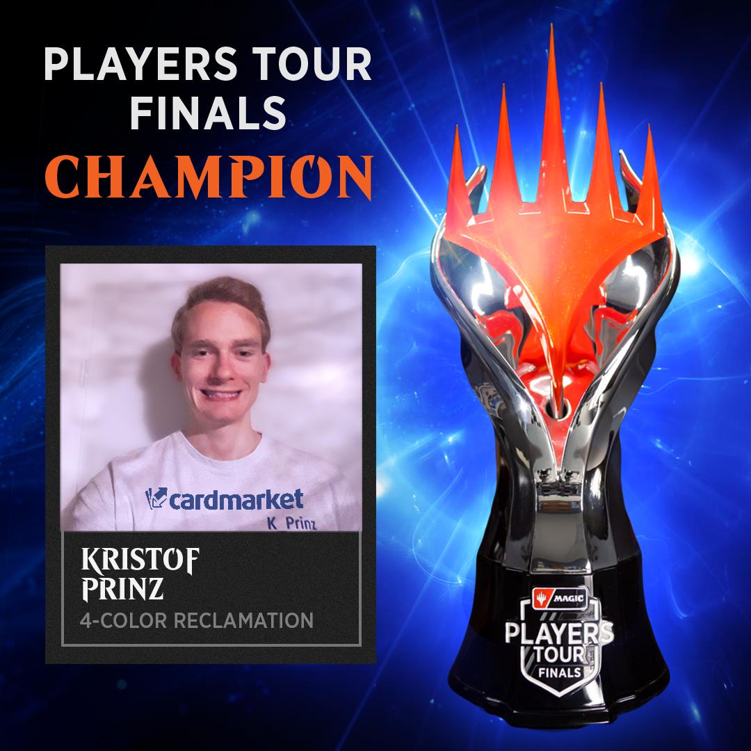 Prinz Campeão PT Finals