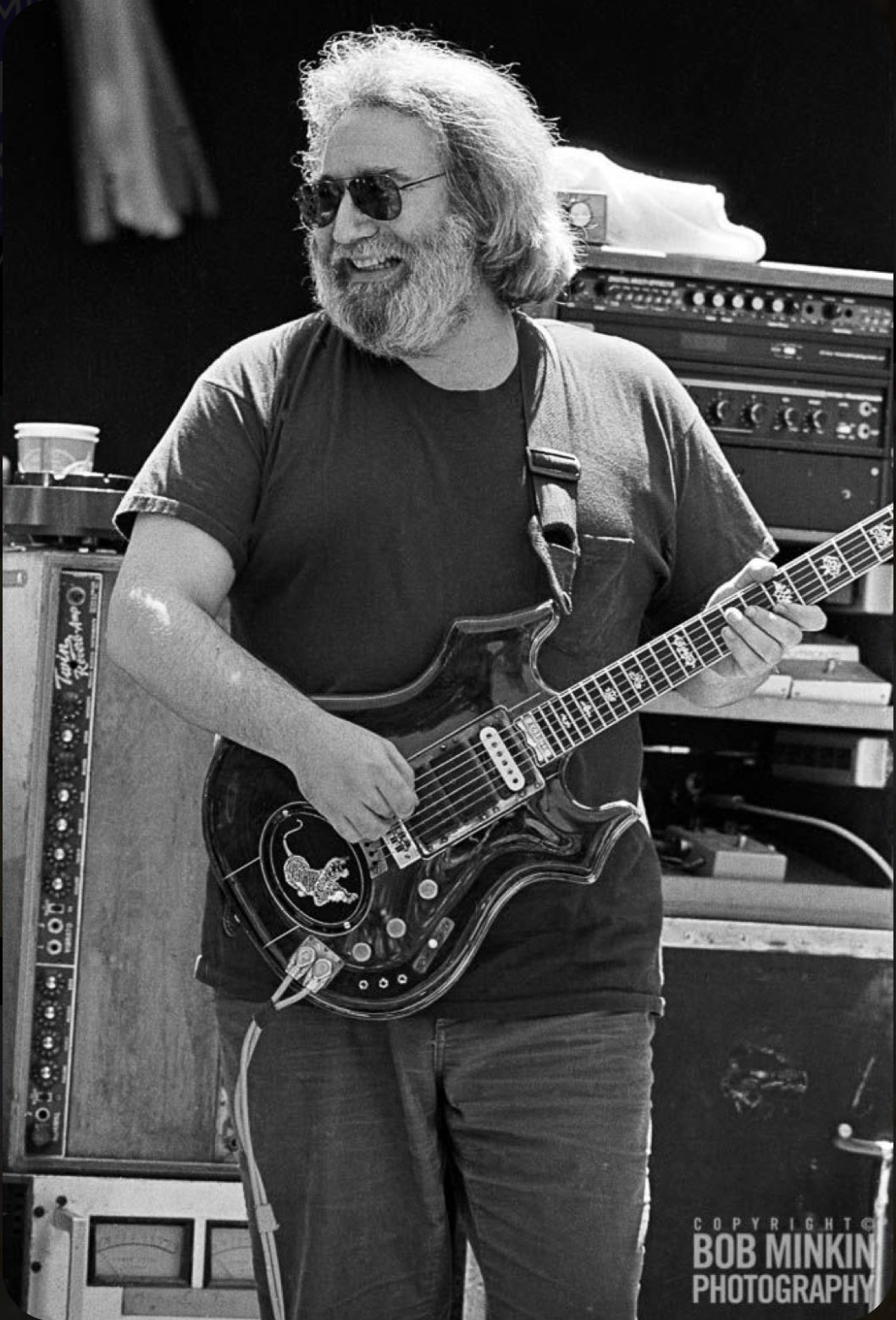 Happy Heavenly birthday to the goat Jerry Garcia. Nobody did it better