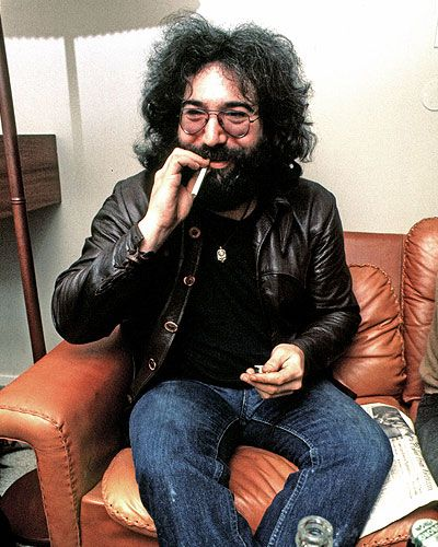 Happy Birthday goes out to the late Jerry Garcia born today in 1942.