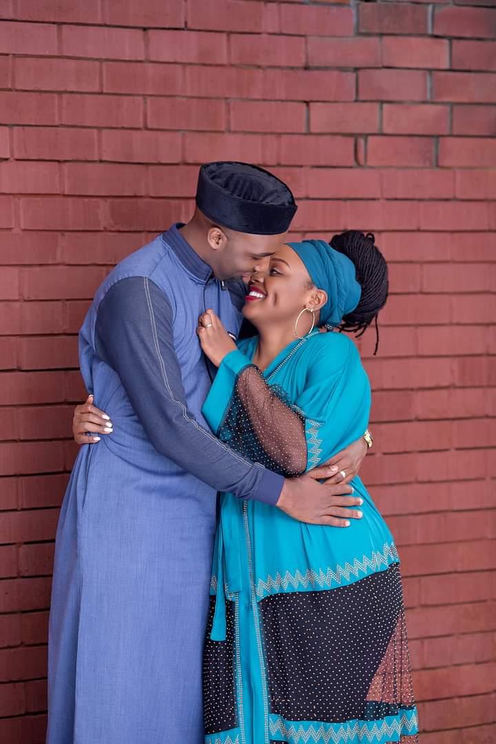 Mukyala Musawo is expecting