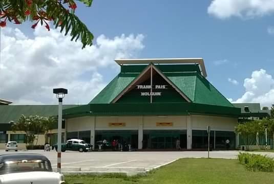 Der Aiport Frank Pais in Holguin gehört zu den Flughäfen, die am Montag wieder öffnen. | Bildquelle: https://twitter.com/CACSAaviacion/status/1289655814907666441 © Twitter/CACSAaviacion | Bilder sind in der Regel urheberrechtlich geschützt