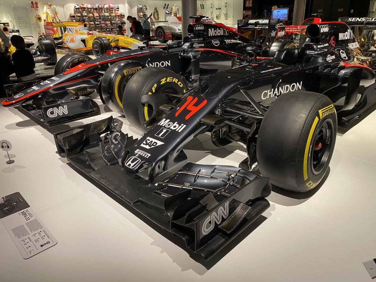 Más fotos del día de hoy, he estado desaparecido de la realidad de Silverstone, mañana volveré a la carga. #F1 #BritishGP @CircuitoMuseoFA @alo_oficial https://t.co/3JcWccGMa1