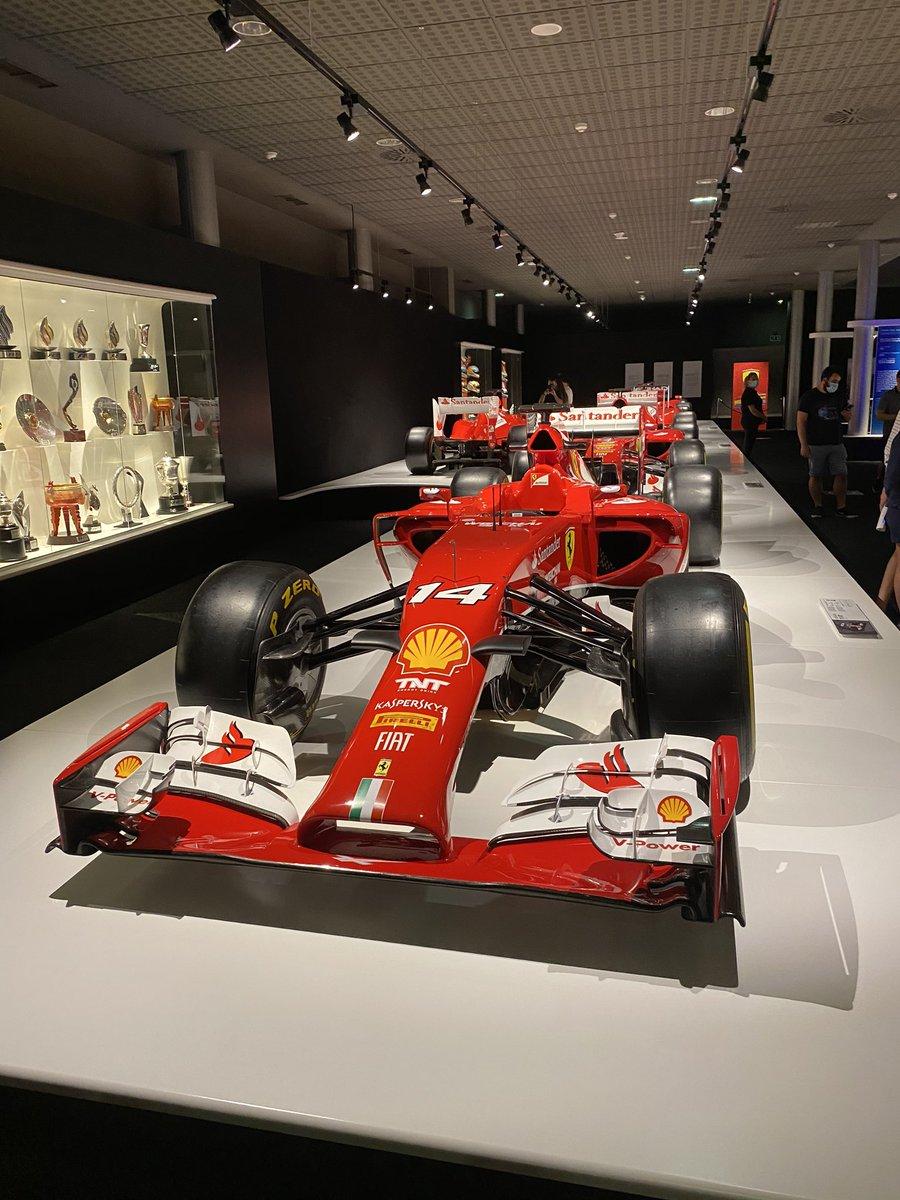 Que añoranza del monoplaza del 2012... #F1 #BritishGP @CircuitoMuseoFA @alo_oficial https://t.co/DO0uCjMSG7