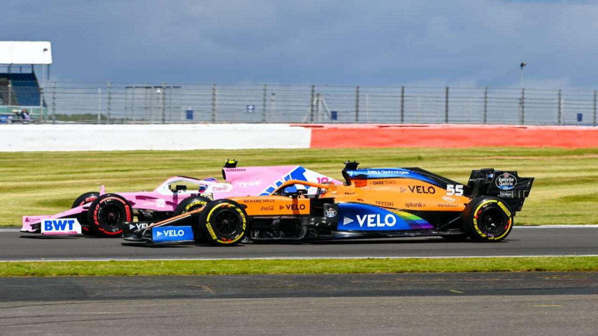 #F1 Sainz quinto y doblete de Mercedes en los Libres 3 de Silverstone https://t.co/QQJ4c4jOQc https://t.co/Tt330gKXlg https://t.co/1DTRwKMlEO