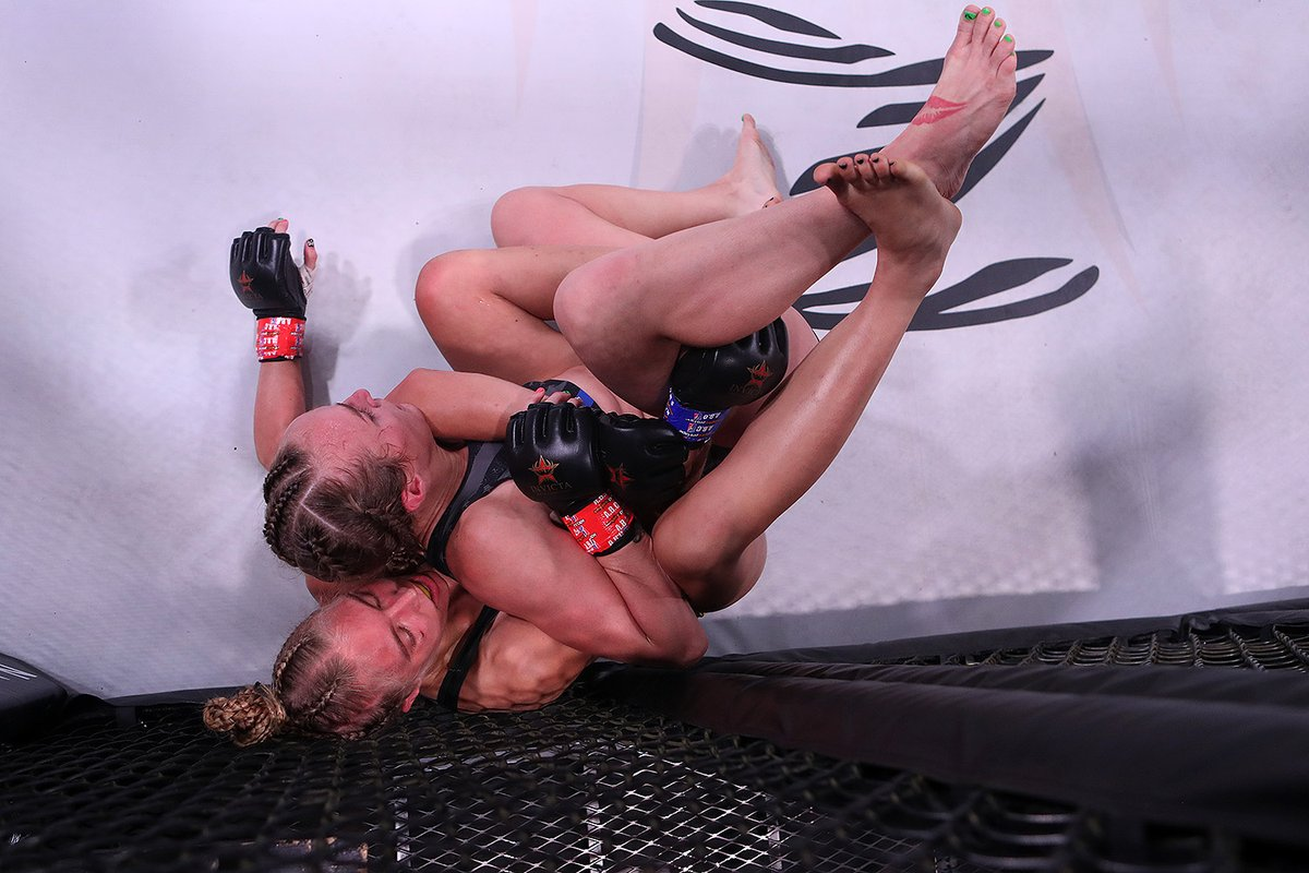 Alexa Culp impressed in her professional and @InvictaFights debut when she secured a second round victory via rear-naked choke to earn a POTN bonus. #InvictaFC41 https://t.co/NmKgp79PXN