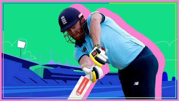 Jonny Bairstow equalled the record for Englands fastest ODI half-century as his brilliant 82 set up a four-wicket win for England against Ireland. Watch: bbc.in/2EHNdAn