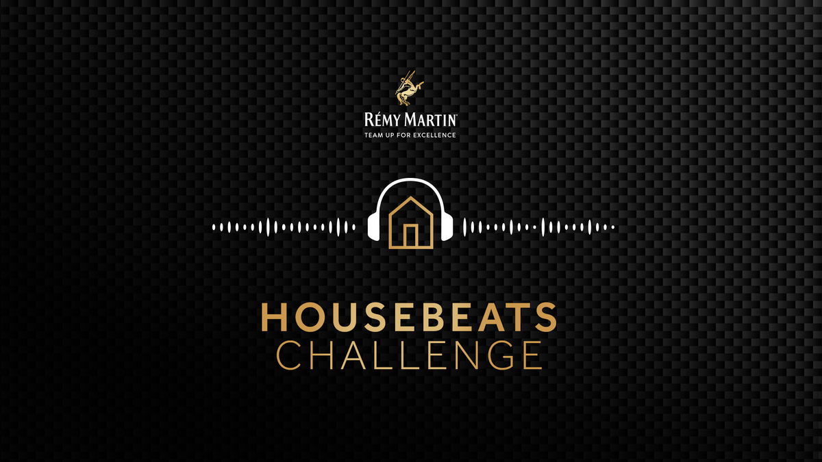 You only have the things inside your house. Think you can make a beat out of them? Join the #HouseBeatsChallenge and be entered for a chance to win a $500 gift card, a virtual happy hour with #RemyProducers and more. Details here ➡️ spr.ly/6009GrN4b