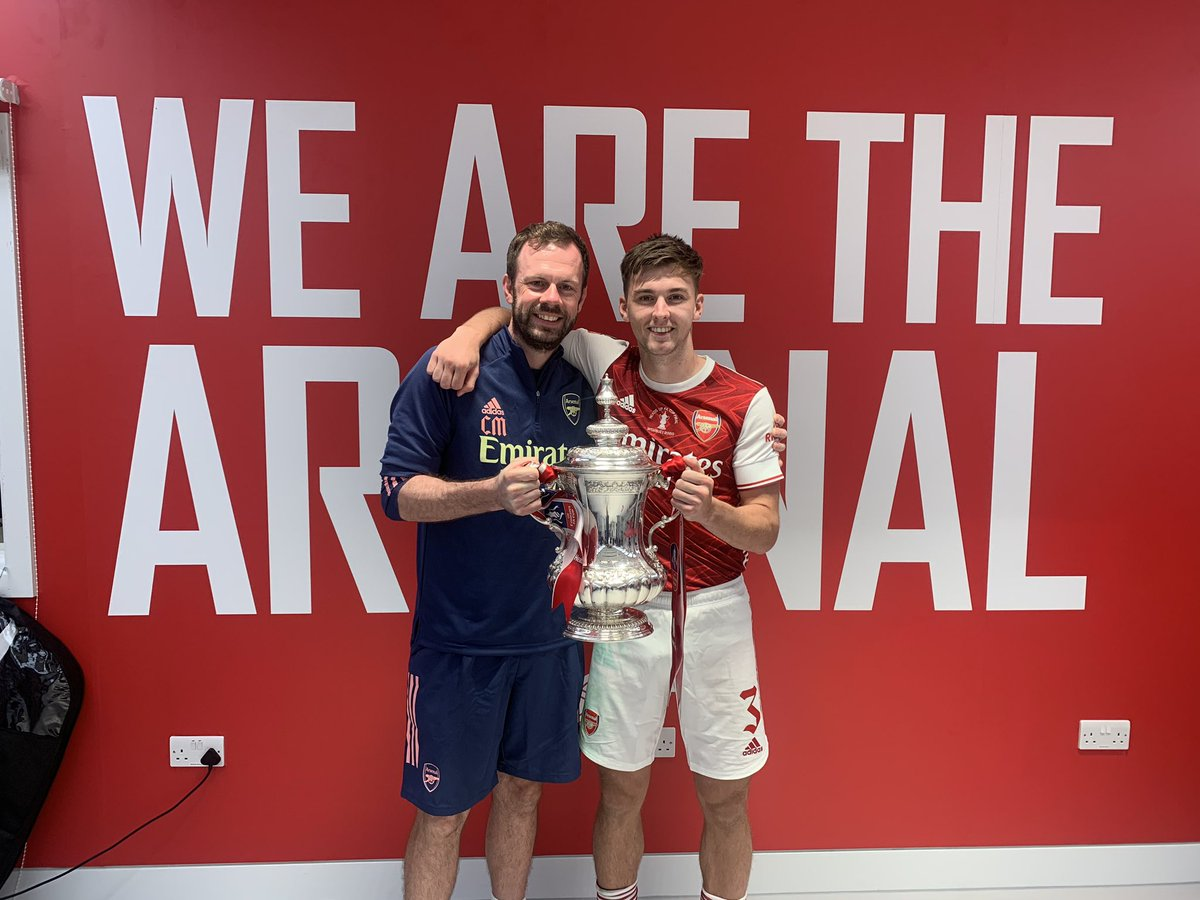 This man helped me from the first minute I walked in the door! Cannot thank u enough for everything you've done for me.. a special man. Grateful for everything. So sad to see u go gonna miss u so much legend. Thank you. Couldn't have done this without u. Love @ChrisMorgan10 hero.