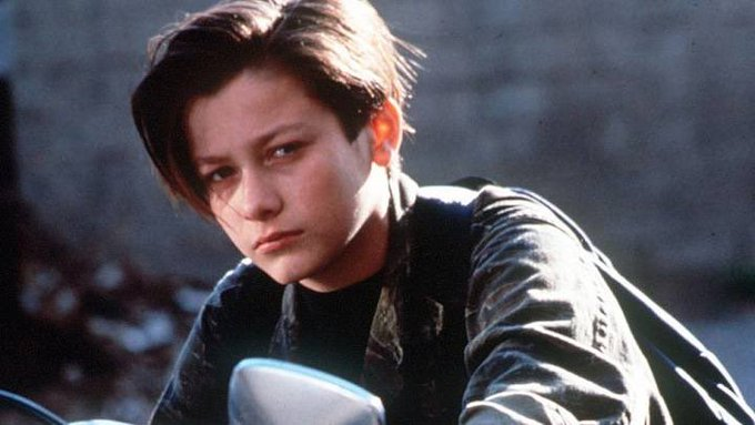 "Happy birthday to Edward Furlong! ""The Terminator Boy\"" I hope you\re doing well and happy. Take care of yourself."