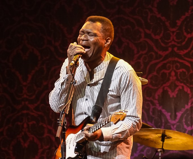 Happy Birthday Robert Cray