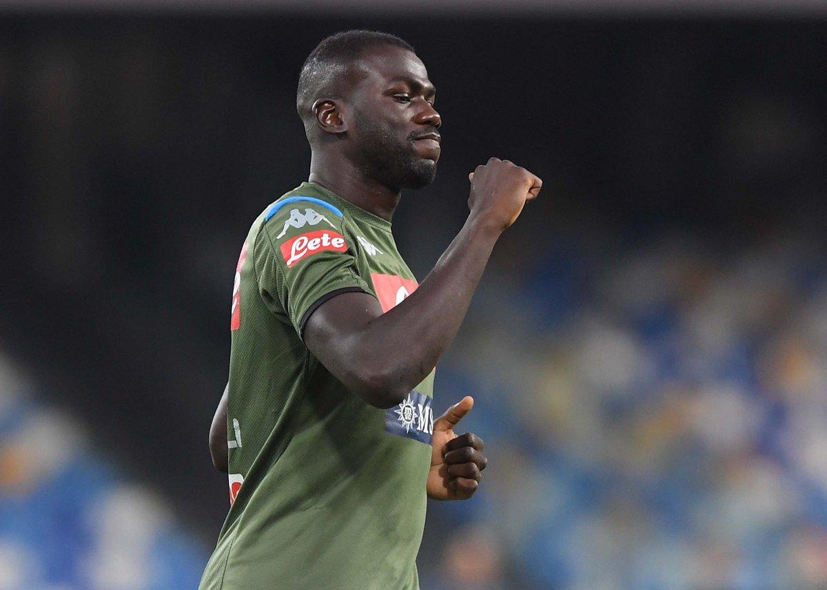 💪🏿⚽️💪🏿⚽️💪🏿⚽️ #NapoliLazio 3-1 #SerieA #KK #blacklivesmatter 💙 #ForzaNapoliSempre