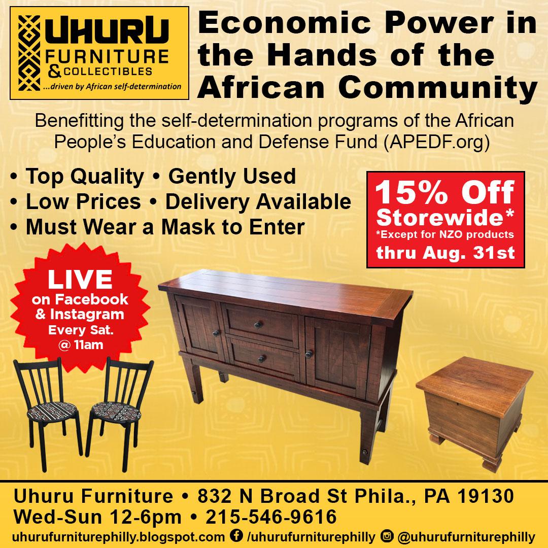 Uhuru Furniture PHL (@UhuruFurniture)  Twitter