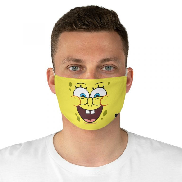 SpongeBob SquareMask  #SpongeBob #SaveSpongeBobAnime https://t.co/CyCnXN56jv