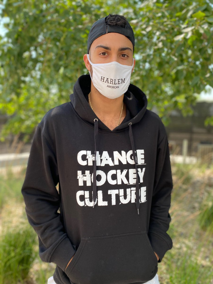 Vancouver Canucks On Twitter I Proudly Wear This Hockey Diversity Alliance Hoodie And Stand With Everyone Taking A Stance Against Racism In All Forms Together We Will Create Change Justinbailey95 Https T Co Q76ebkmthw
