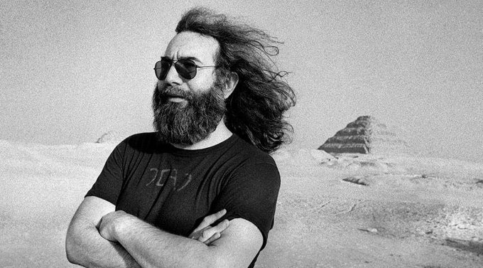 Jerry Garcia would have been 72nd today... Happy Birthday Jerry!  Thanks for making life changing music