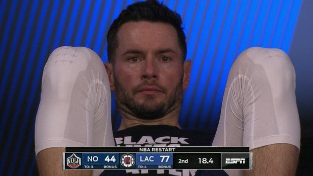 How the lakers having me feeling rn #LakersNation pic.twitter.com/Gb3swzTez3