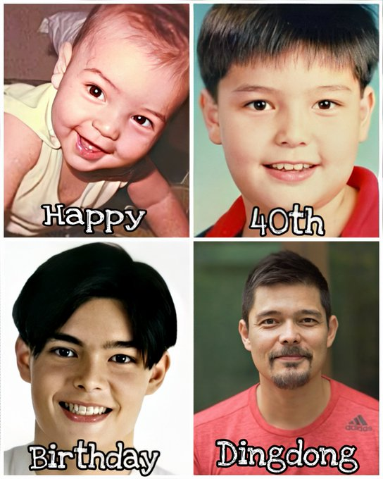 Happy Birthday Kapuso Primetime King Dingdong Dantes  Enjoy your day to the fullest! We love you