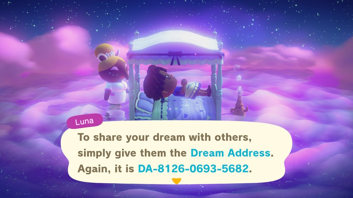 Dream of me. We've got partyrock and Beauty & the Beast vibes.  #AnimalCrossing #ACNH #NintendoSwitchpic.twitter.com/X0tvzL9clr