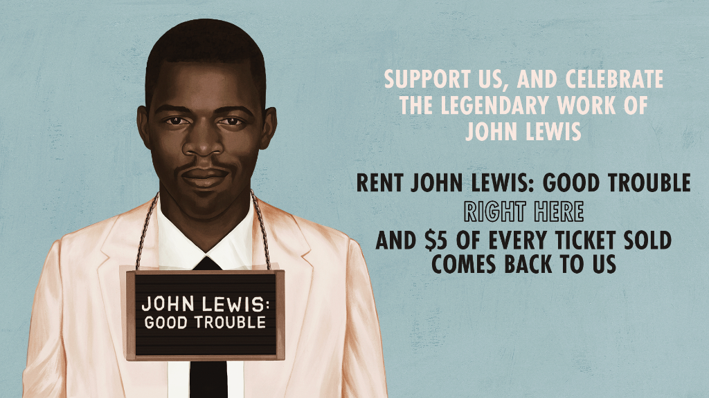 Watch John Lewis: Good Trouble (@JohnLewisDoc), executive-produced by TIME Studios, now available for streaming. A portion of every rental purchased through this link will support the NAACP Legal Defense Fund (@NAACP_LDF): https://t.co/x77Mc21v9t https://t.co/yDDyts8ntJ
