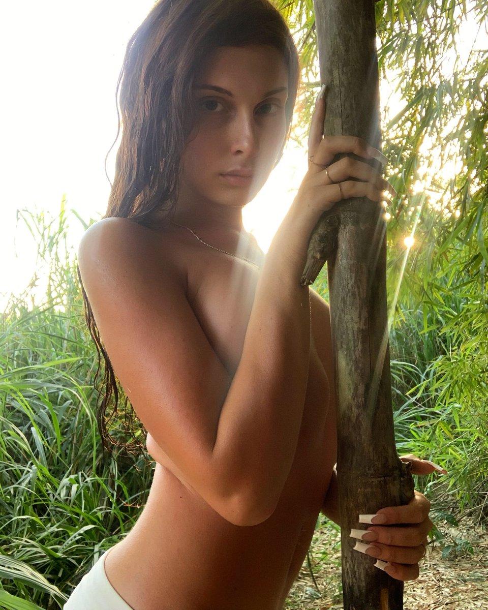 In the jungle 😏