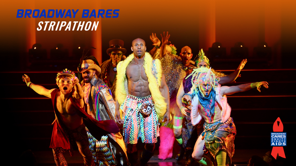 Did you enjoy the first-ever stream of #BroadwayBares? Now, the dancers need your help! Support their Stripathon fundraising pages and make a difference for people affected by HIV/AIDS, COVID-19 and other critical illnesses at