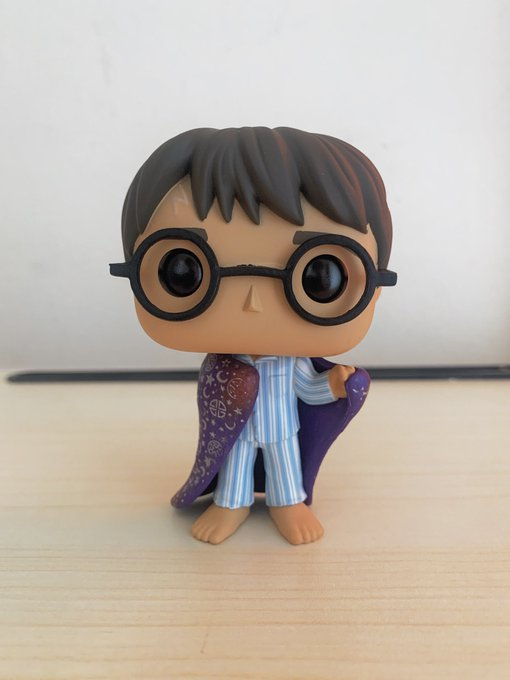 Belated happy birthday, Harry Potter