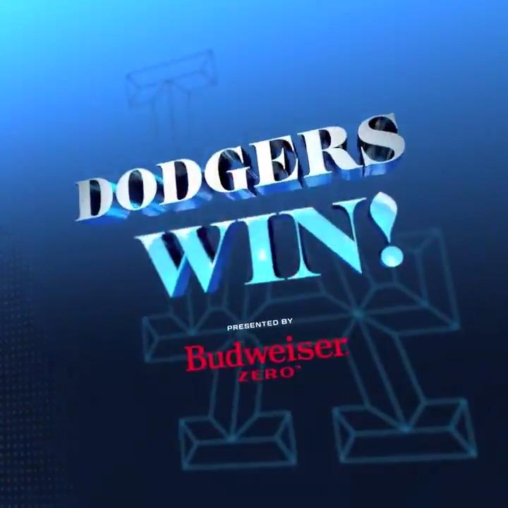 #DodgersWin! FINAL: #Dodgers 11, D-backs 2