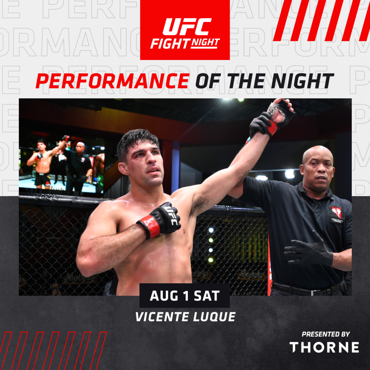💰 PERFORMANCES OF THE NIGHT 💰   💵: Luque, Maia  [ B2YB @Thorne_Research ] https://t.co/TCR6dzTu4U