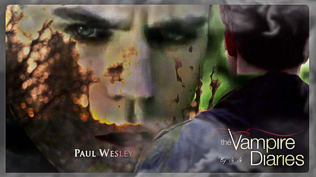 @paulwesley it's always a nice way, to start the day by dedicating to you special words for your work that over the years has transmitted so many indescribable emotions!  any Interpreted character has left a mark in the heart!as Stefan Salvatore  GM friends Stay safe  My edit! pic.twitter.com/Hf4mislJ4W