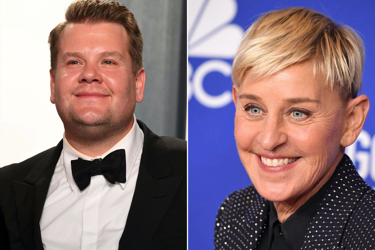 james-corden-might-be-in-line-to-replace-ellen-degeneres-report Photo
