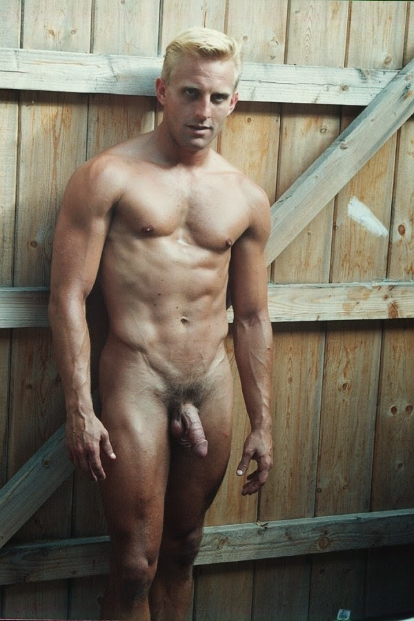 Hung Nudist