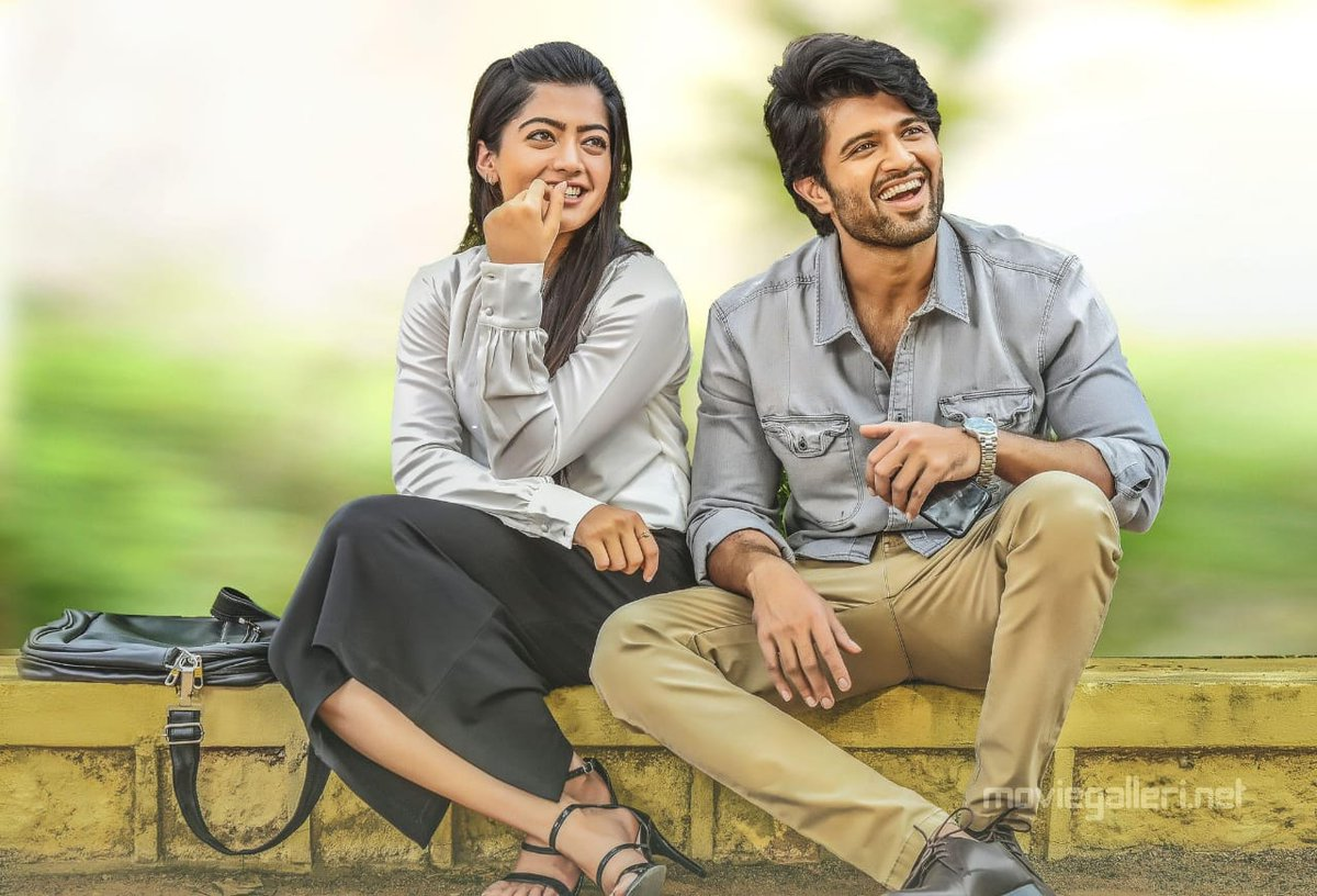 Trend alert   2years of#geethagovindam   Trend on 14th og August at 6pm pic.twitter.com/6GYcCDcKgR