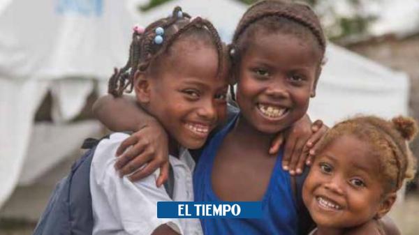Banco de Bogotá y UNICEF lanzan tarjeta débito en beneficio de niñez https://t.co/kLtthexmg3 https://t.co/zvuUBEytXT