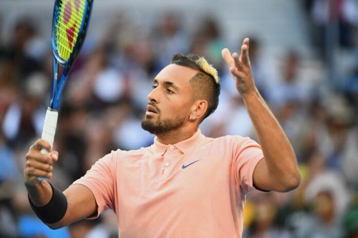 """Kyrgios forfait à l'US Open : """"Prenons un moment pour nous souvenir de ce qui compte"""" We Love Tennis - https://www.welovetennis.fr/us-open/kyrgios-forfait-a-lus-open-prenons-un-moment-pour-nous-souvenir-de-ce-qui-compte…pic.twitter.com/3Bj7DR9rF6"""
