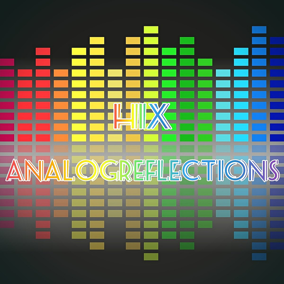 """Analogreflections"" appears soon. Here we present you the cover of HIX new work! #ISRH https://t.co/RJPk3vOhyA"