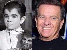 "Happy Birthday to ""Eddie Munster\"" of The Munsters, Butch Patrick. Born on August 2, 1953."