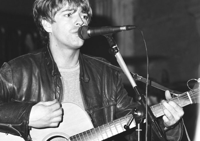 Happy Birthday to The La\s singer songwriter and guitarist Lee Mavers, born on this day in Liverpool in 1962.