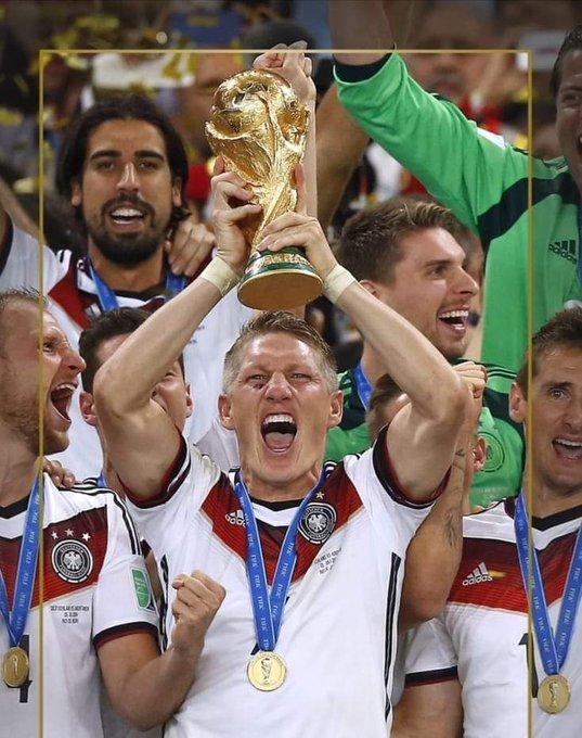 Happy 36th birthday  Bastian Schweinsteiger!