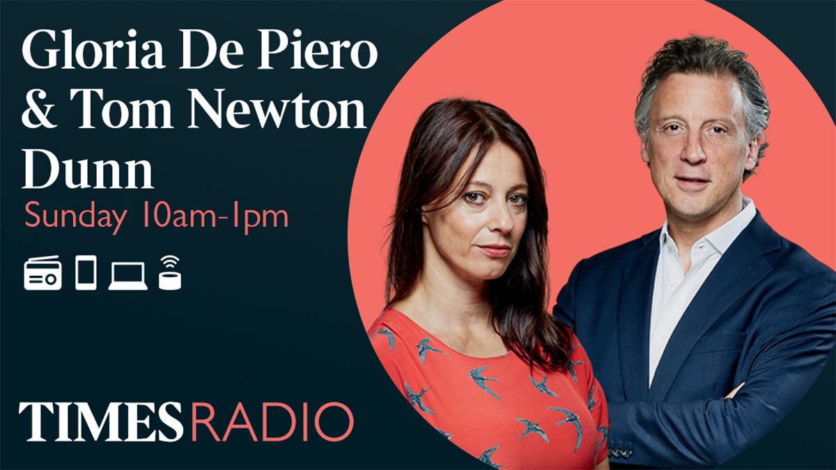 Listen to G&T on 🔊 times.radio 🔹 Robert Jenrick, secretary of state for housing 🔹 Jess Phillips, shadow minister for domestic violence and safeguarding 🔹 Personality Politics with novelist and columnist Tony Parsons @GloriaDePiero | @tnewtondunn