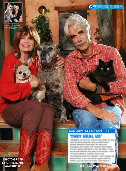 Happy 76th birthday to Sam Elliott!