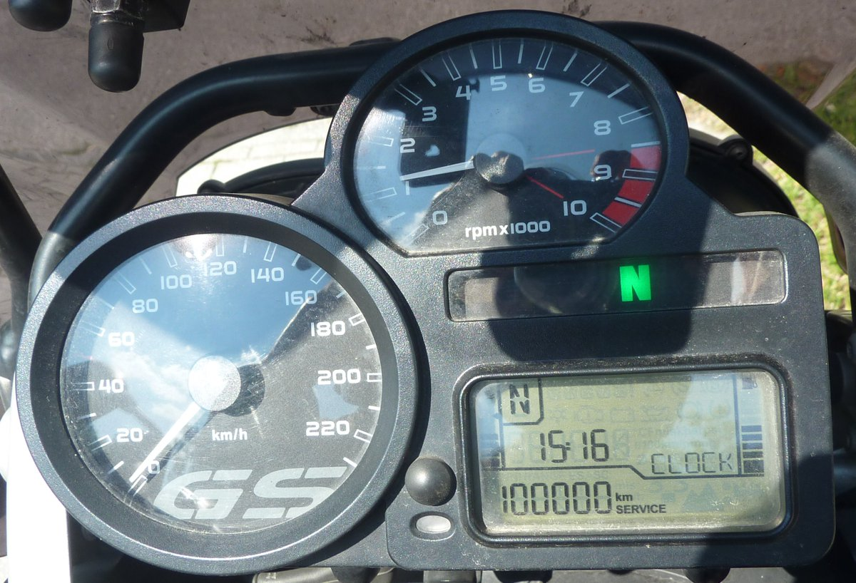 Black Pearl run over 100 000 km today. I´m still very happy with my BMW Adventure and I´m looking forward for the next 100 000 km #makelifearide #BMWMotorrad #SpiritofGSpic.twitter.com/ntXxz3DQPv