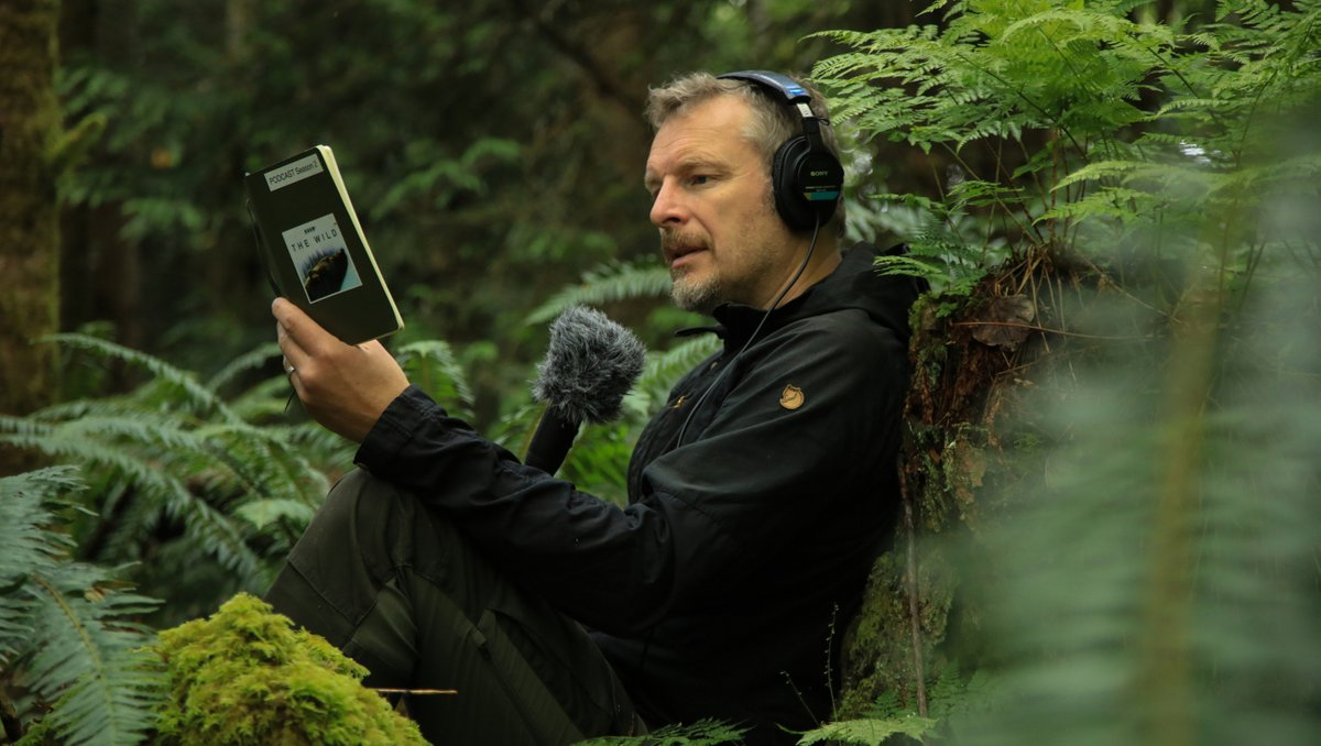 As we find ourselves day dreaming and longing for the sounds of the outdoors, we introduce you to our friend Chris Morgan. Take a listen to Chris and re-connect with the wild inside of you.  Read more about Chris and his connection to nature: https://t.co/XKNtgJ4XlN https://t.co/HGfEY5ooTS