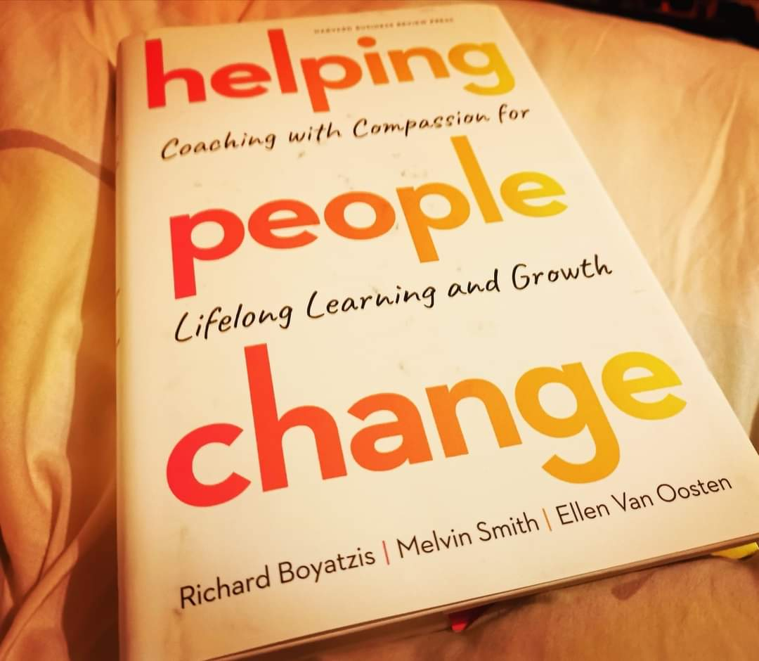 Enjoyable afternoon reading. Reflecting on how often we coach for compliance rather than compassion.  #leadersarereaders #qibookclubpic.twitter.com/mTlKoCRJEL