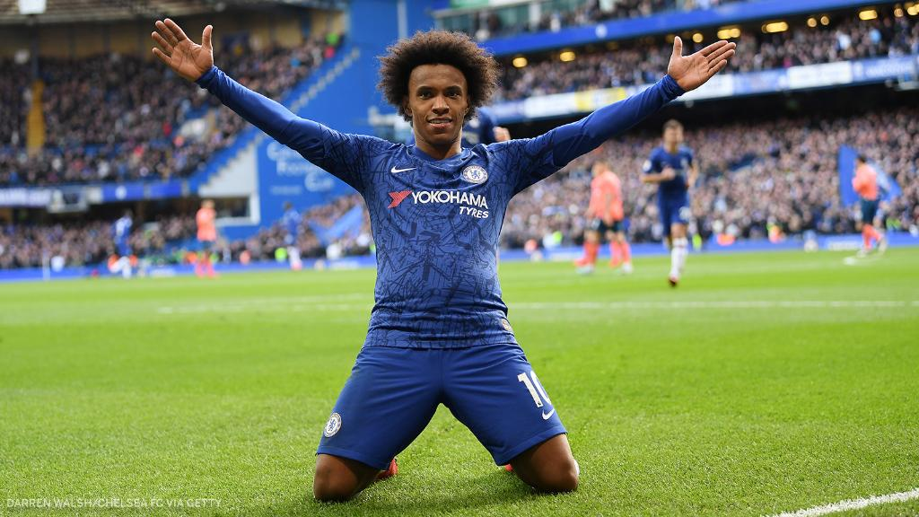 Joorabchian comments about future of Willian