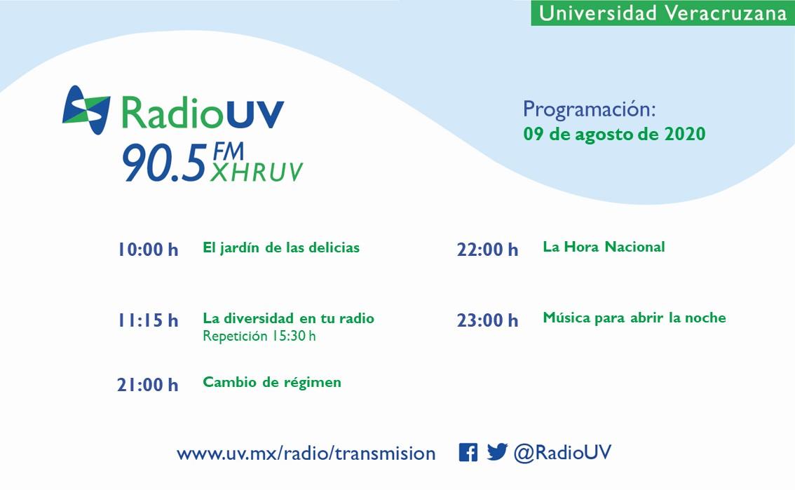 Despide la semana con excelentes programas y una gran selección musical. ¿Te interesa?, sintoniza Radio UV en: 📻 90.5 FM 📲 App Radio UV 💻 https://t.co/WfczY0S4Qx https://t.co/6bk7JGjc1K