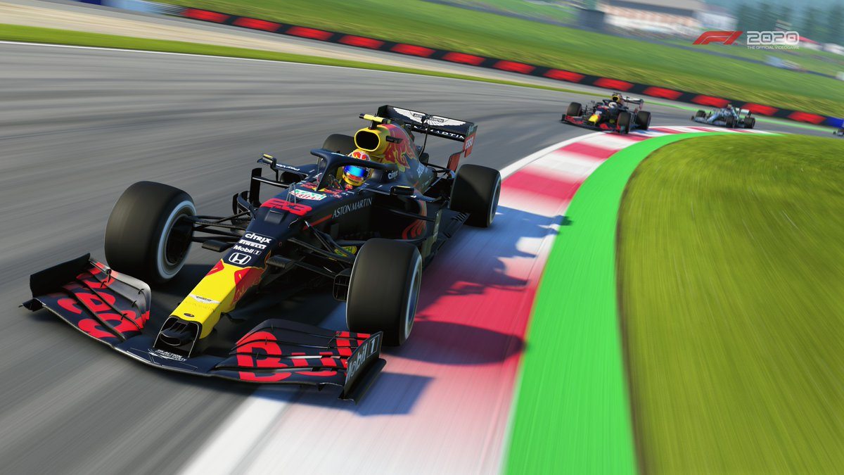It's a win at the 70th Anniversary Grand Prix for @Max33Verstappen - he was just too good today!   The first win at @SilverstoneUK since 2012 for @redbullracing #F170  Have you been able to do the same in #F12020game?  📸 Czar - Steam (PC) https://t.co/R3s9pauJCC
