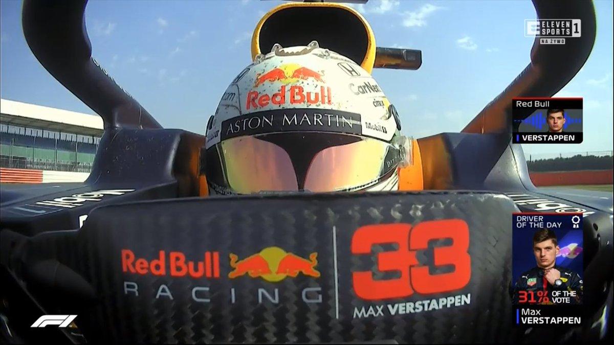 Bardzo ładnie wygrał dziś #Verstappen.  Ja to szanuję!  #DobraRobota #ElevenF1 https://t.co/BnnofjYaa2