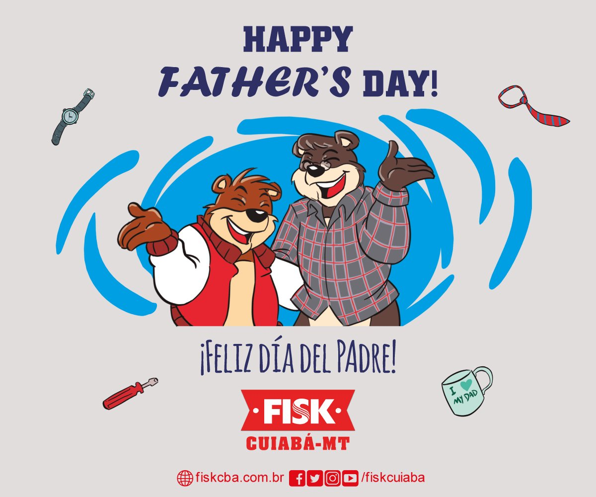 💟FELIZ DIA DOS PAIS!💟 💟HAPPY FATHER'S DAY!💟 💟¡FELIZ DÍA DEL PADRE!💟 #FelizDiadosPais #HappyFathersDay #FelizDíadelPadre