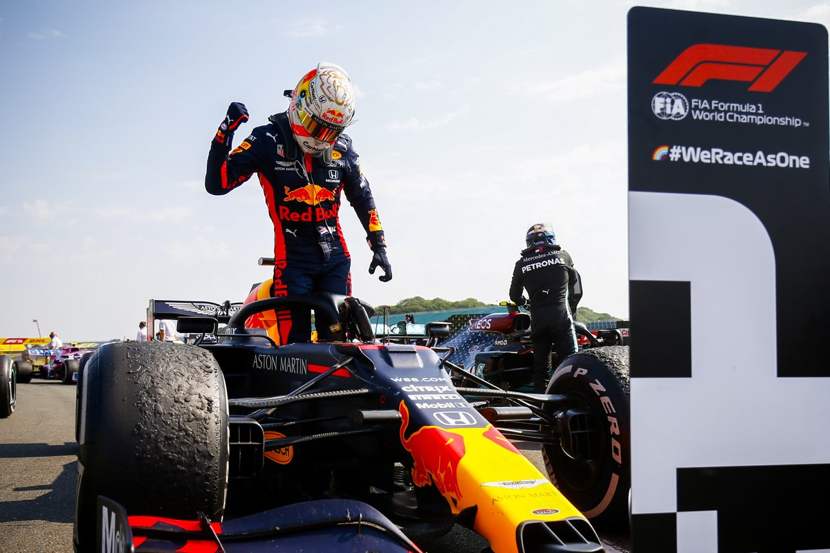 💪💪💪 @Max33Verstappen   #PoweredByHonda https://t.co/M653SfJxPo